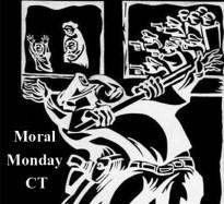 Moral Monday Logo invert