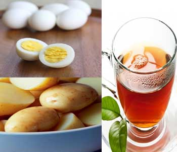 Potato Egg And Tea short inspiring stories for life