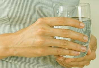 Glass of Water Stress Story - Stress Management Stories