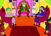 Akbar Birbal 3 Questions Story - Questions about God Learning Stories for Life