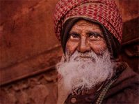 Old Man and Boy in Village Story - Its our Choice Learning Story with Moral