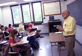 Creative Thinking Stories - Professors Test Short Story to Think