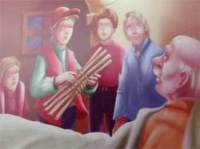 Unity is Strength Short Story - Bundle of Sticks Short Moral Stories for Kids in Eng