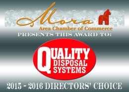 Director's Choice Award Quality flat a