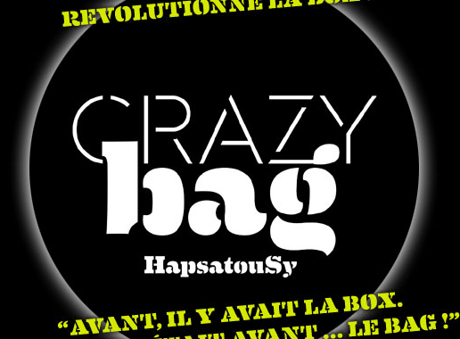 Après la Box : Le Crazy Bag By Hapsatou Sy