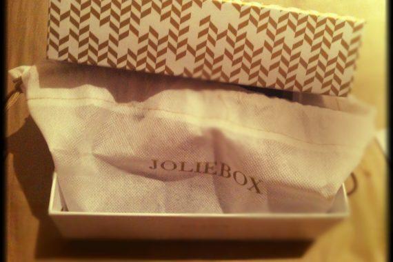 Ma JolieBox de Décembre 2012