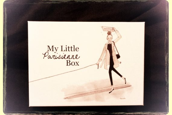 Une vraie box Parisienne par My little Paris