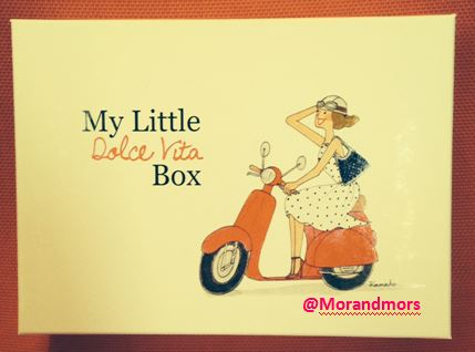 My Little Dolce Vita Box – Juin 2014