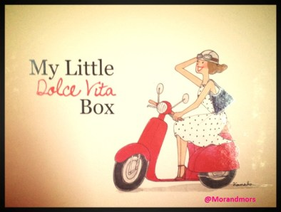 My Little Box Juin 14