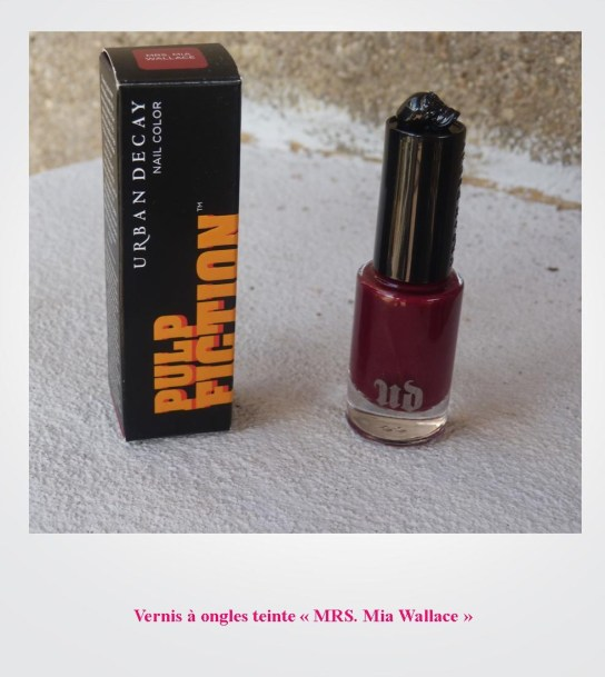 Pulp Fiction Vernis MorsBlog 2