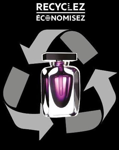 Sephora – Recyclez et économisez avec vos flacons vides