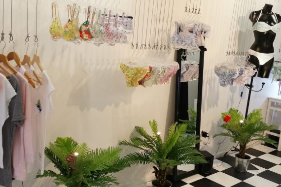 Rendez-vous au Pop Up Store Ma P'tite Culotte