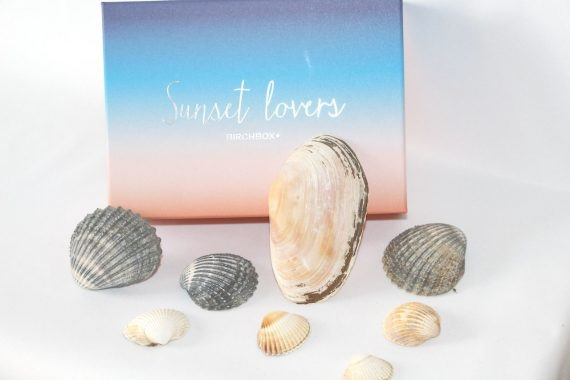 Birchbox Juillet : Sunset Lovers