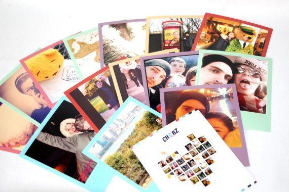 Cheerz : Imprime tes photos en ligne + Bonus