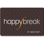Carte happybreak - HAPPYBREAK