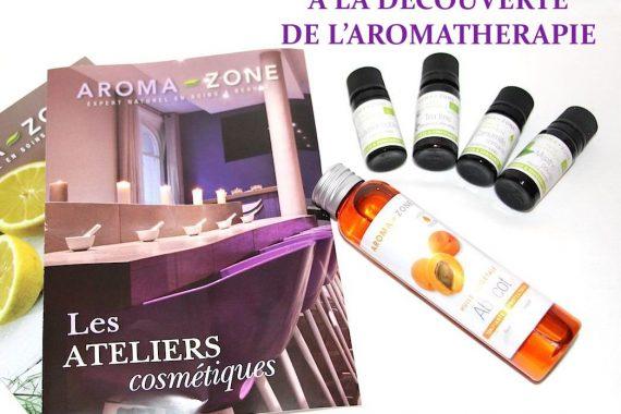 A la découverte de l'aromathérapie