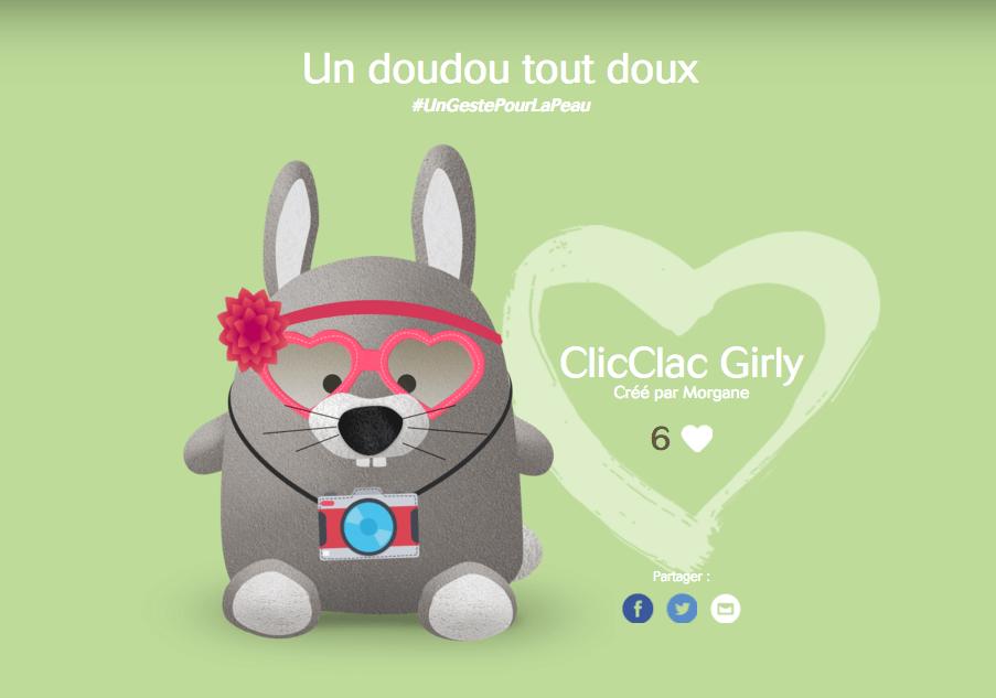 Clic Clac Girly