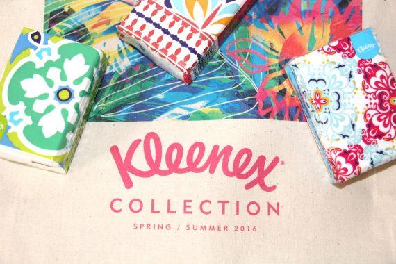 Les nouveaux designs Kleenex  2016