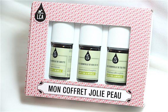 Coffret Jolie Peau avec LCA Aroma