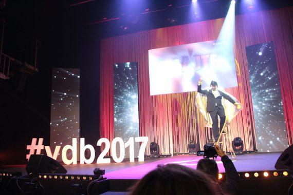 VDB 2017 : Une cérémonie haute en beauté