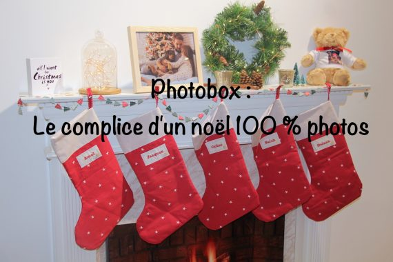 Photobox : Le complice d'un noël 100 % photos