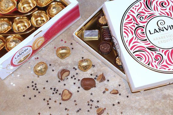 Une envie de chocolat avec Lanvin