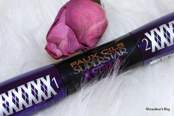 L'Effet faux cils avec le mascara X-Fiber de l'Oréal