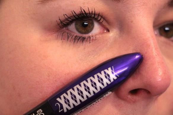 effet-faux-cil-mascara-x-fiber-loreal-morandmorsblog 16