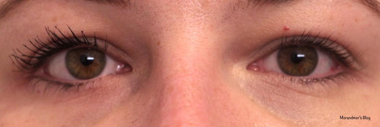 effet-faux-cil-mascara-x-fiber-loreal-morandmorsblog 6