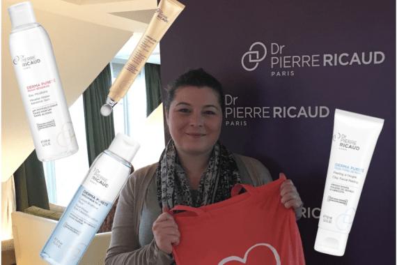 Pierre Ricaud : Nouveautés Derma Pureté et Luminexpert