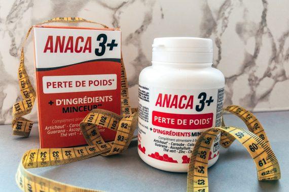 Coup de pouce minceur : ANACA3+ Perte de poids
