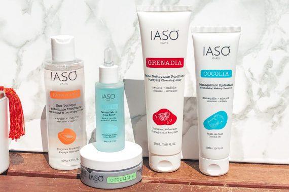IASO Paris : J'ai testé le pack «EASY DETOX»
