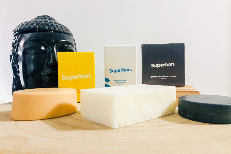 Superbon : Des cosmétiques solides naturels