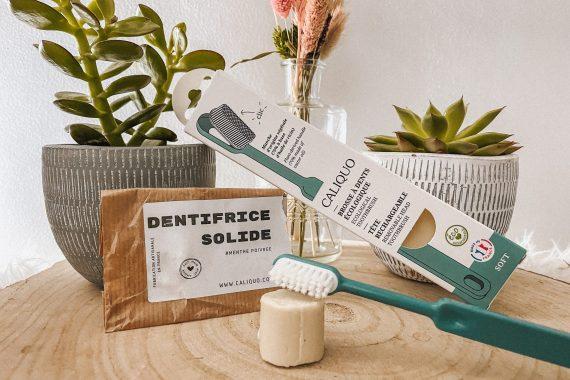 Zéro Déchet dans la salle de bain : Prendre soin de ses dents