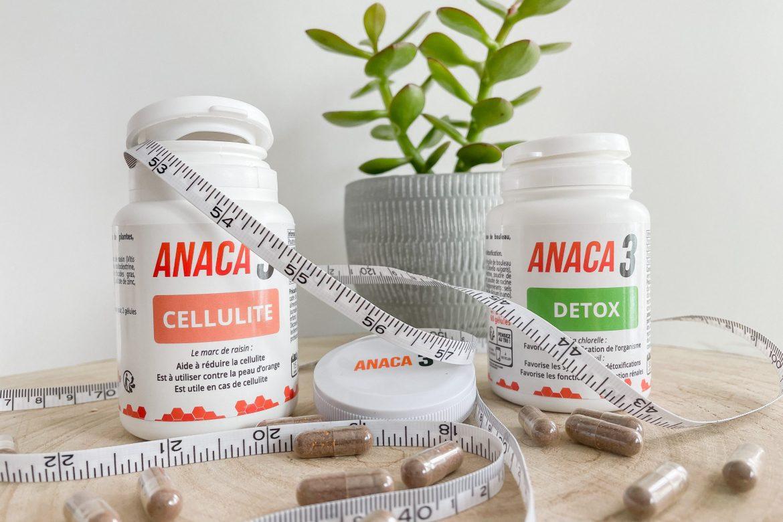 Anaca 3 : Une routine Detox / Cellulite pour le retour des beaux jours