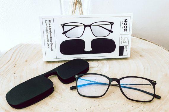 On protège ses yeux des écrans avec Nooz Optics France