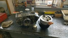 Carter motore chiusi – Engine carters closed