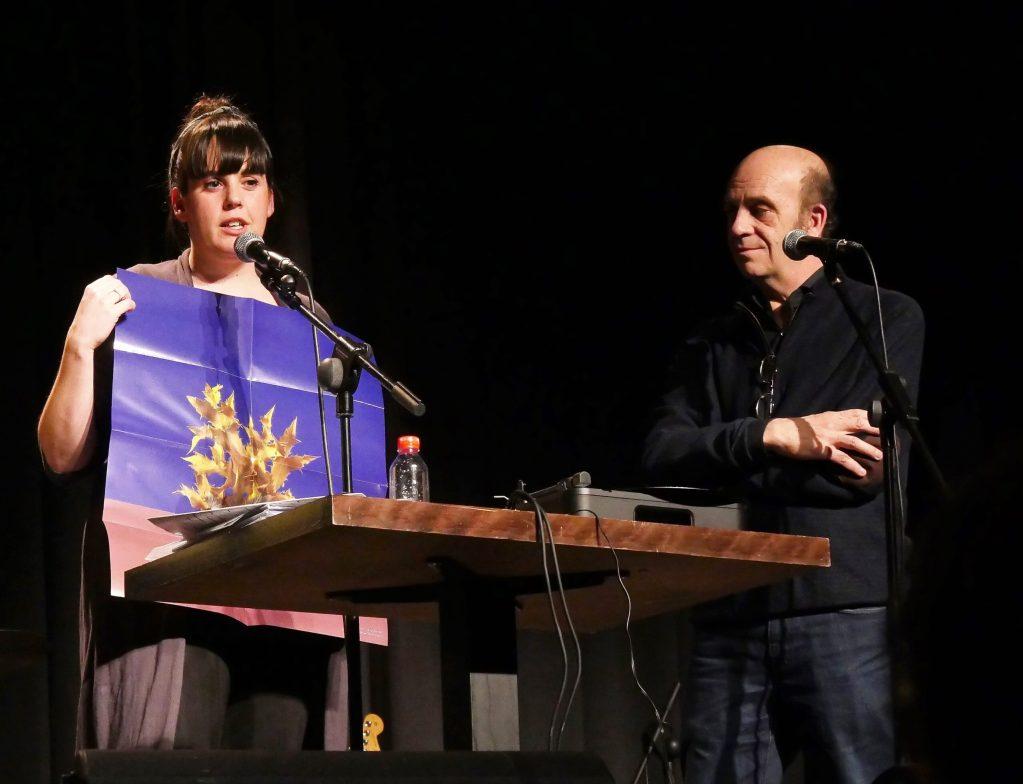 Anna Moreno Moratalaz 2018