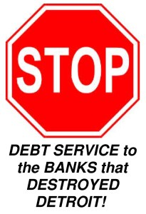StopSignStopDebtPayment