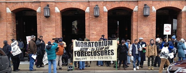 Demonstration: Extend the Wayne County Tax Foreclosure