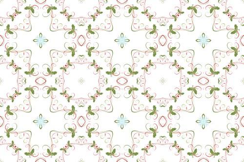 xmasswirlspattern07rectangle (500 x 333)