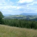 Geomorfologický reliéf moravských Karpat