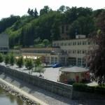 Výskyt minerálních vod v moravských Karpatech