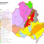 Oblast povodí řeky Dyje