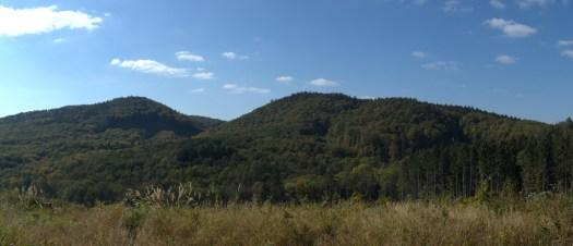 Pramenná oblast Klimentského potoka.