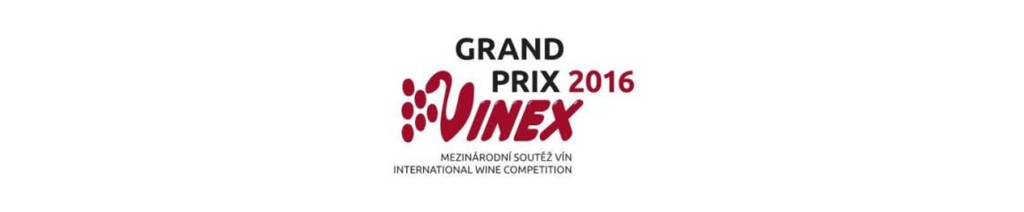 Moravské sekty oceněné na Grand Prix Vinex Brno 2016