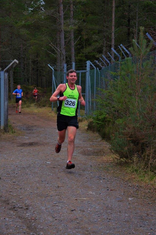 Craig Dunain Hill Race – 19/03/2016
