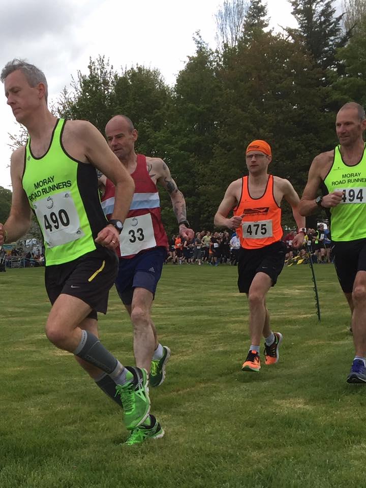 Gordon Castle Highland Games 10km – 15/05/2016