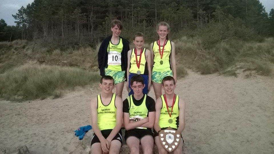 Forest Run Series