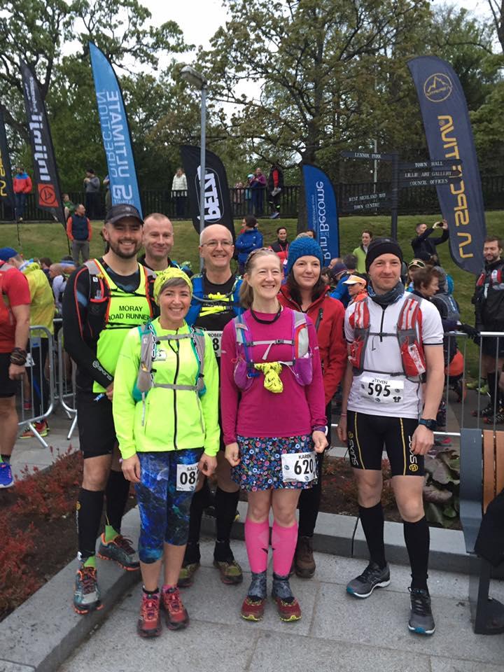 Highland Fling 53 Mile trail Ultra – 29/04/2017